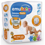 Emubaby pants XG/XXG pull up x22